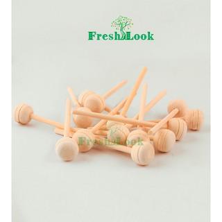 Que gỗ khuếch tán tinh dầu đầu tròn FreshLook- Que khuếch tán tinh dầu khử mùi thumbnail