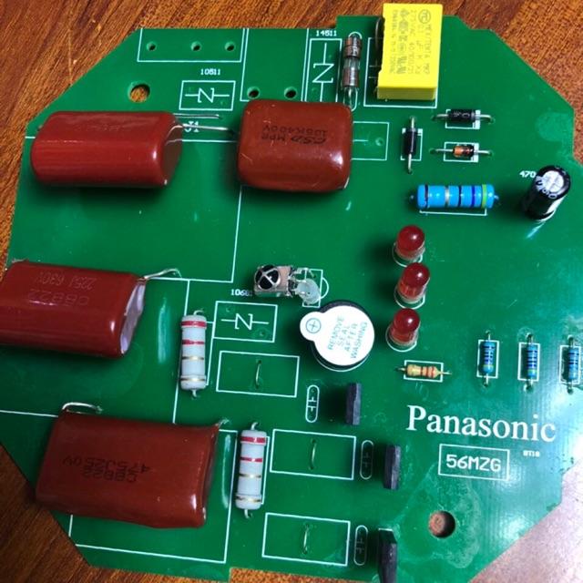 Mạch quạt trần Panasonic