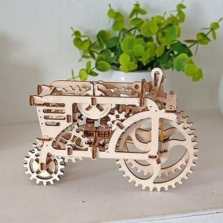 Mô hình xe máy cày gỗ The Agrimotor – The New Things