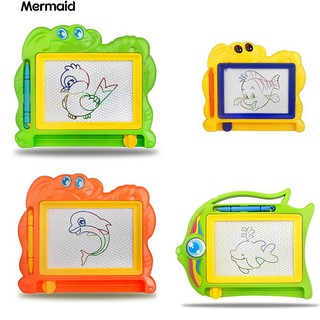 Magnetic Drawing Board Sketch Pad Doodle Writing Craft Art