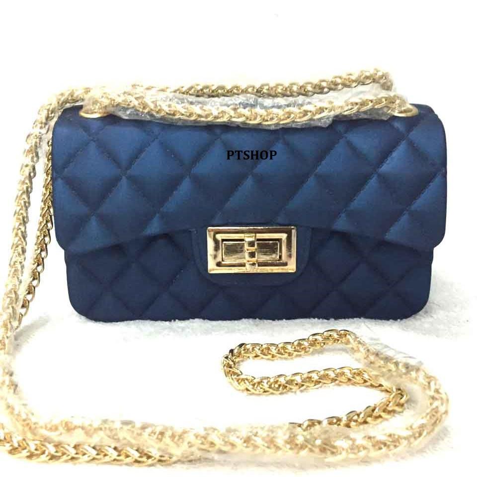 Túi xách nữ thời trang /túi xách cao cấp /túi nhựa nhung quảng châu