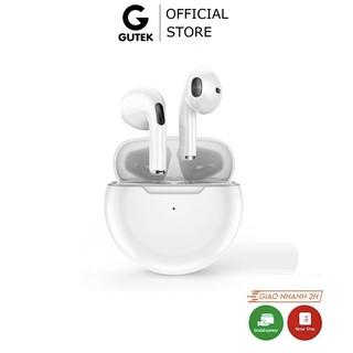Tai nghe bluetooth không dây Gutek Air12 cảm ứng điều khiển cảm biến âm thanh HIFI cho Android iOS