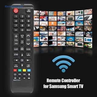 ElectronicMall01 BN59-01301A Smart TV Remote Control for Samsung N5300/NU6900/NU7100/NU7300