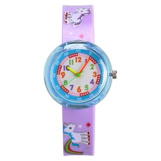 Đồng hồ trẻ em hình thú xinh Kezzi PKHRTE006 (Đường kính mặt: 31 mm)
