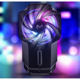 Quạt tản nhiệt điện thoại Memo FL01, FL05 làm mát nhanh cho điện thoại gaming game thủ mobile pin 700mah có LED RGB thumbnail