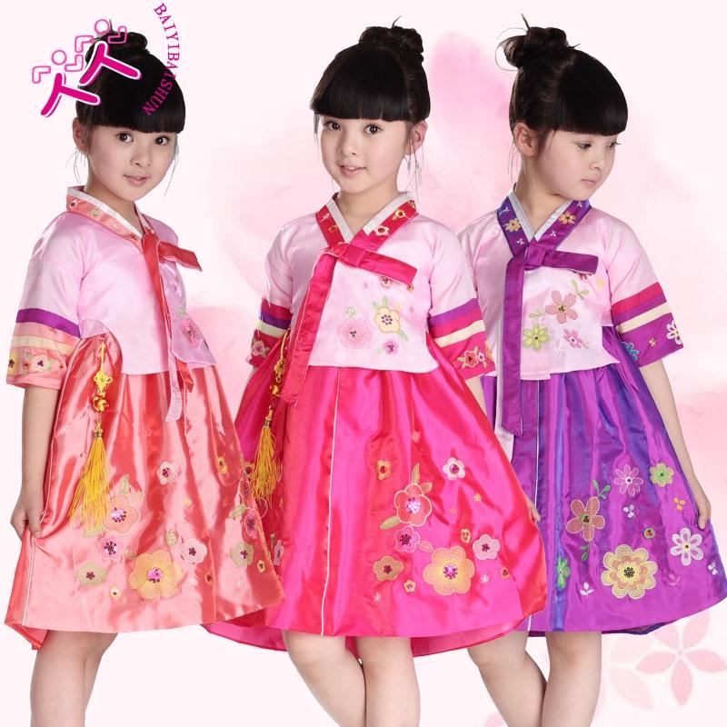 Váy Hàn Quốc Cho Bé Gái
