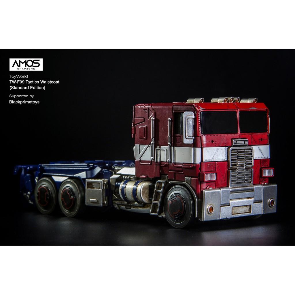 [Hàng có sẵn] Mô hình Optimus ToyWorld-F09 FREEDOM LEADER