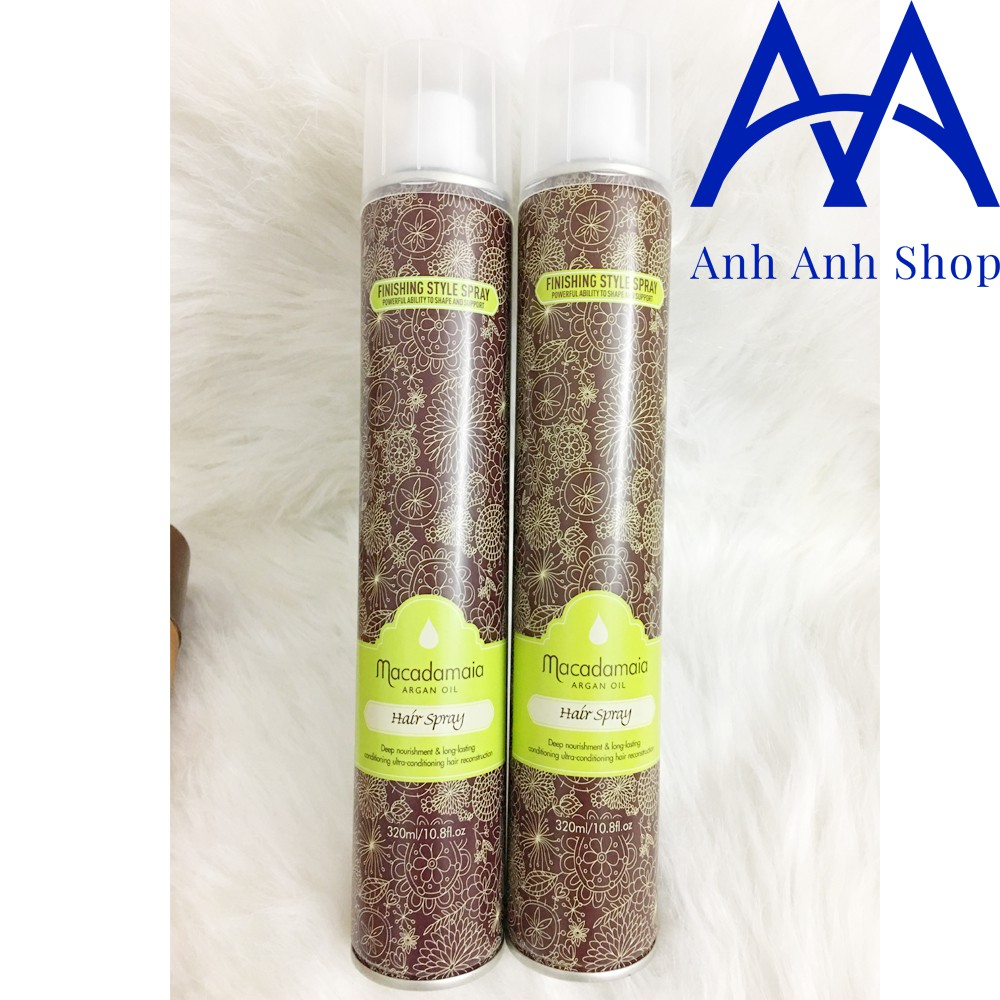 Gôm xịt tóc Macadamia loại Chuẩn - 10069891 , 1129408634 , 322_1129408634 , 60000 , Gom-xit-toc-Macadamia-loai-Chuan-322_1129408634 , shopee.vn , Gôm xịt tóc Macadamia loại Chuẩn