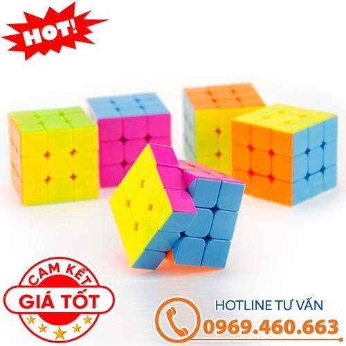 Rubik 3x3x3 xoay max trơn, max đẹp, max rẻ. Đồ chơi Rubik Magic Cube 3x3 - 3153146 , 1197639187 , 322_1197639187 , 39000 , Rubik-3x3x3-xoay-max-tron-max-dep-max-re.-Do-choi-Rubik-Magic-Cube-3x3-322_1197639187 , shopee.vn , Rubik 3x3x3 xoay max trơn, max đẹp, max rẻ. Đồ chơi Rubik Magic Cube 3x3