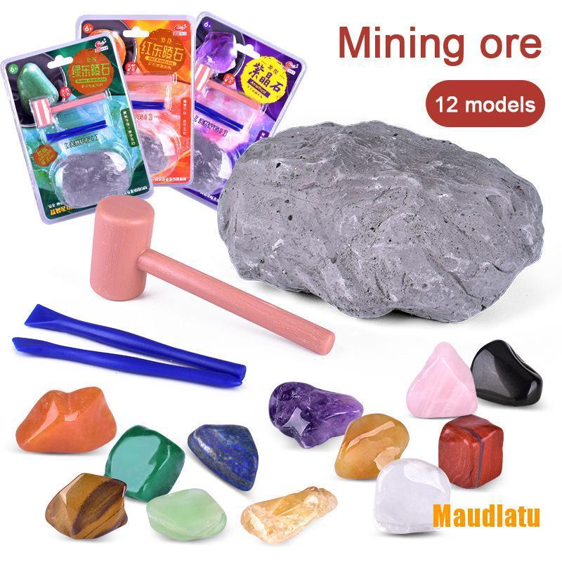 Đồ chơi đào vàng DIY vui nhộn nhiều màu sắc cho bé