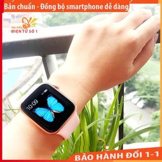 Đồng hồ thông minh T500 seri5 [Bản cao cấp] đồng bộ smartphone qua QR codr, chống nước, theo dõi sức khỏe