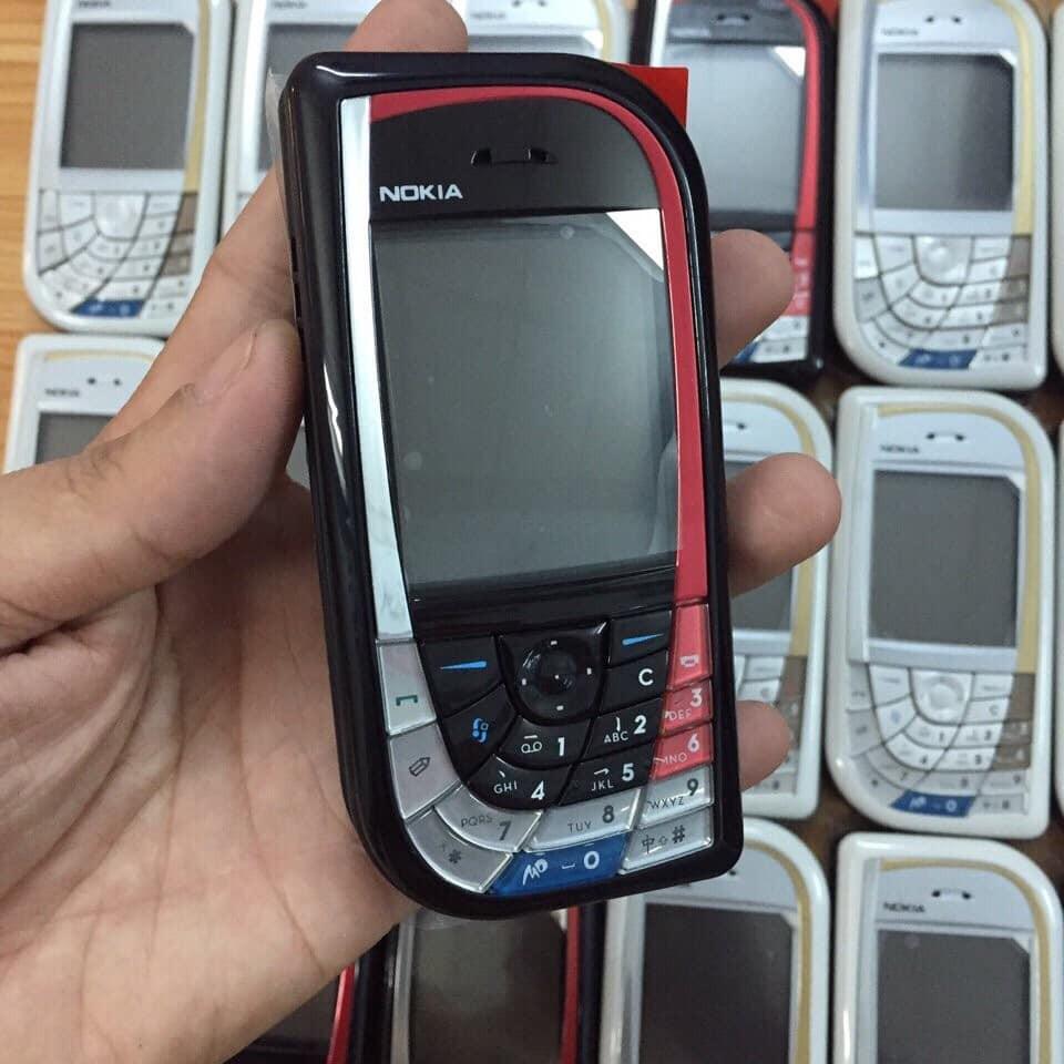 Điện thoại Nokia 7610 main chính hãng bao gồm pin và sạc