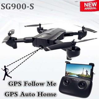Flycam SG900S phiên bản có GPS, camera hd, tự động bay về khi hết pin hay mất sóng