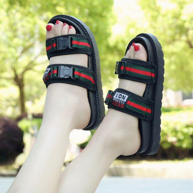 Sandal - dép lê nữ