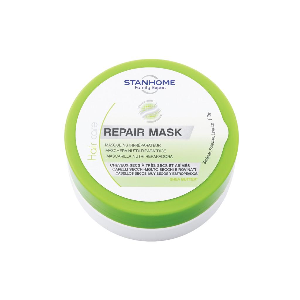 Mặt nạ phục hồi tóc hư tổn Stanhome Family Expert repair mask 150ml