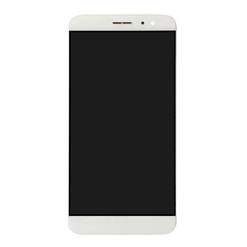 5.5'' LCD Touch Screen Digitizer Assembly With Frame For Huawei Nova Plus White