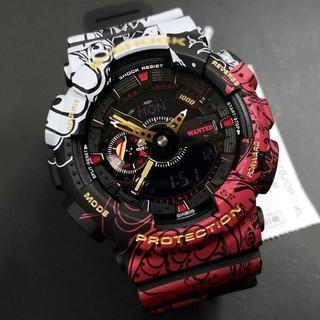 Đồng hồ One Piece GA-110 Phiên Bản Giới Hạn - Đồng hồ thể thao nam