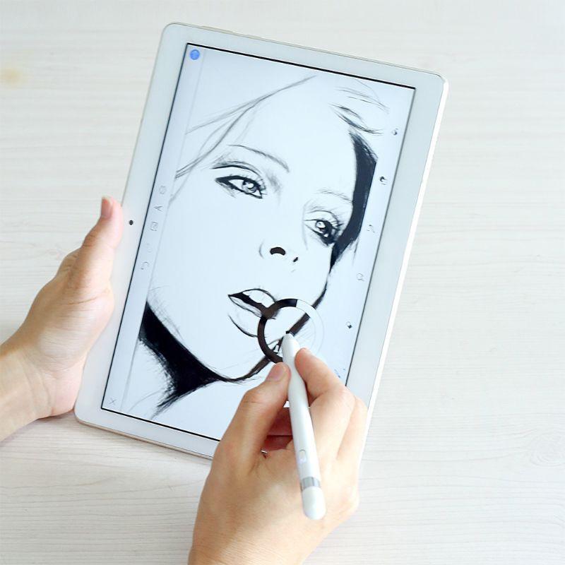 Bút Cảm Ứng Micro Usb Cho Iphone Ipad Ios Android