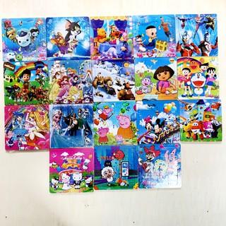 Đồ chơi ghép hình 16 mảnh cho bé, Họa tiết hình hay thay đổi – MiMi House