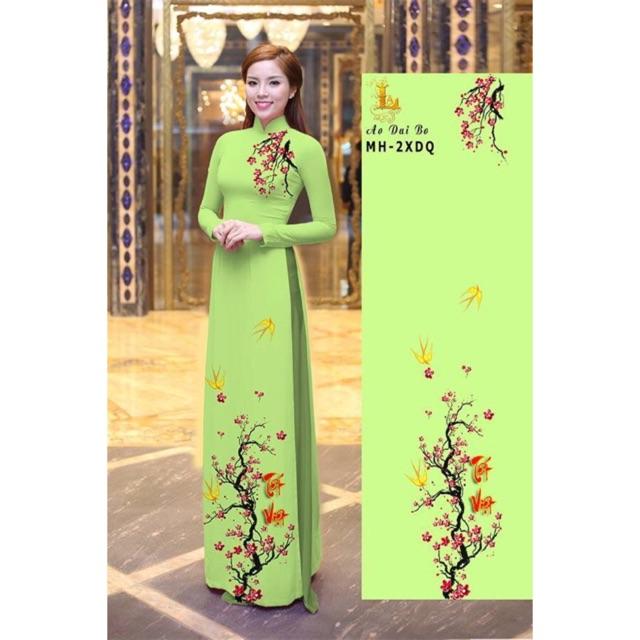 Vải áo dài Xuân - 3017543 , 696552982 , 322_696552982 , 220000 , Vai-ao-dai-Xuan-322_696552982 , shopee.vn , Vải áo dài Xuân