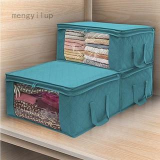 Hộp đựng quần áo/chăn mền chống bụi có thể gấp gọn dễ dàng