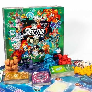 Boardgame Lớp học Mật ngữ – Siêu Thú Ngân Hà