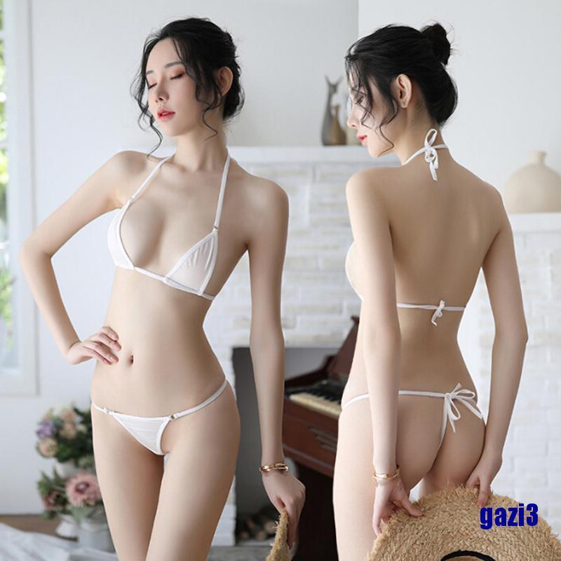 Bộ Đồ Lót Dây G-String Quyến Rũ Cho Nữ < Gazi3