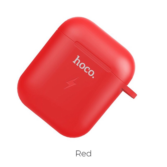 Hoco CW22-Bao silicon tích hợp sạc không dây cho AirPods