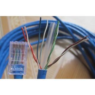 Dây mạng LAN bấm sẵn 2 đầu RJ45 (có các tùy chọn chiều dài khác nhau) thumbnail