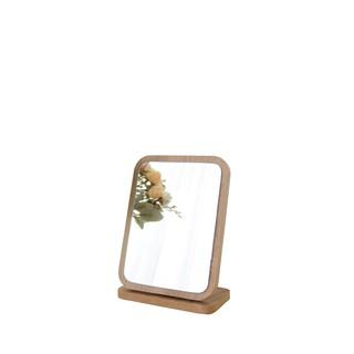 Gương Soi Trang Điểm Gỗ Để Bàn BEYOURs Phấn Mirror Nội Thất Kiểu Hàn Lắp Ráp