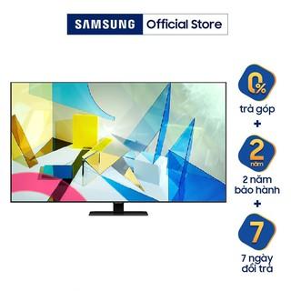 Qled Tivi Samsung 4K 65 Inch QA65Q80TA shop giao hàng miễn phí trong TP HCM