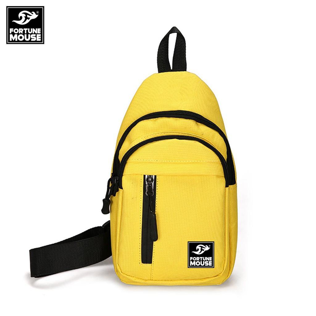 Túi đeo chéo Fortune Mouse nam nữ thời trang C735