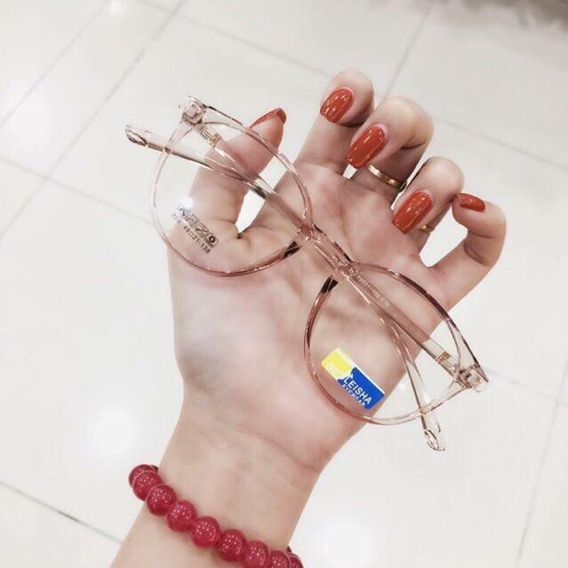 [ Xả Kho ] COMBO KÍNH GỌNG DẺO MẮT MÈO 2403