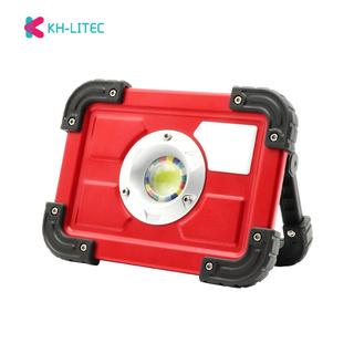 Đèn Led Cob 20w 1500lm Cổng sạc USB dễ sử dụng, sử dụng pin 18650 tích hợp