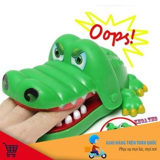 [GIẢM GIÁ SỐC] Bộ trò chơi cá sấu cắn tay vui nhộn