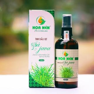 Tinh dầu Sả Java 100ml dạng xịt🔸Tinh dầu KHỬ MÙI, DIỆT KHUẨN, ĐUỖI CÔN TRÙNG cực kỳ hiệu quả và an toàn