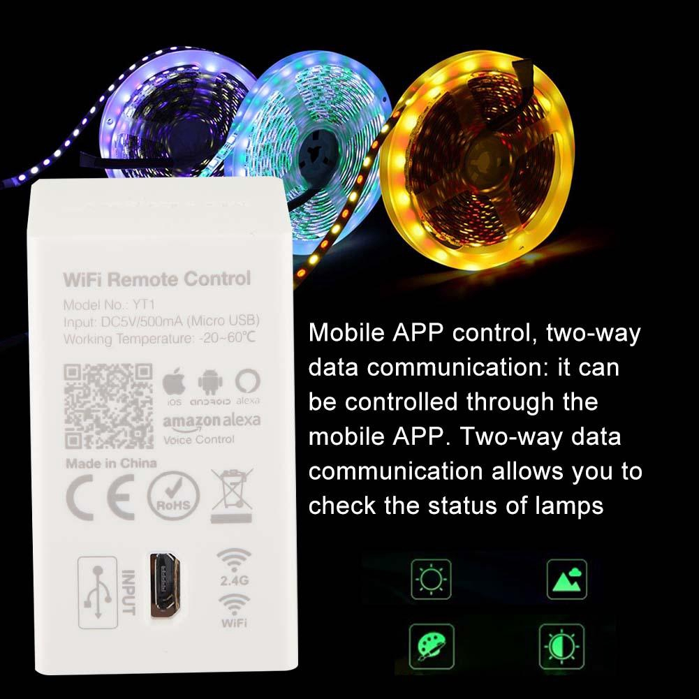 Rolan YTI WiFi LED Voice Intelligent Controller Compatible