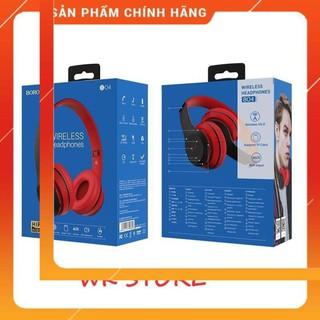 Tai nghe bluetooth chụp tai Borofone B04 V5.0 Kiểu Dáng Thể Thao, Âm Thanh Trung Thực,BH 1 năm