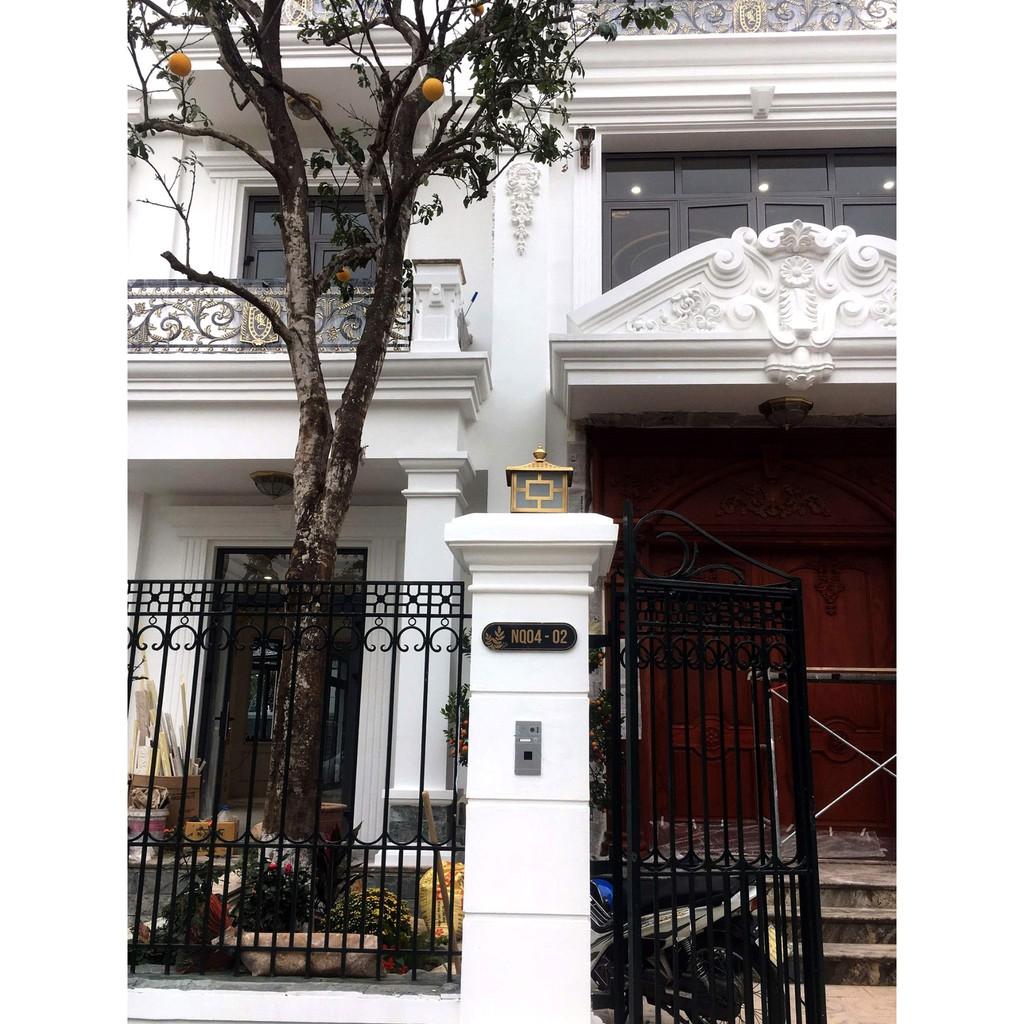 Chuông Cửa Có Màn Hình 7'' Cho Biệt Thự Wifi Tuya SHP-SW6