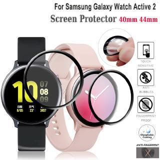 Set 2 Kính Cường Lực Bảo Vệ Màn Hình Đồng Hồ Samsung Galaxy Watch Active 2 44mm 40mm thumbnail