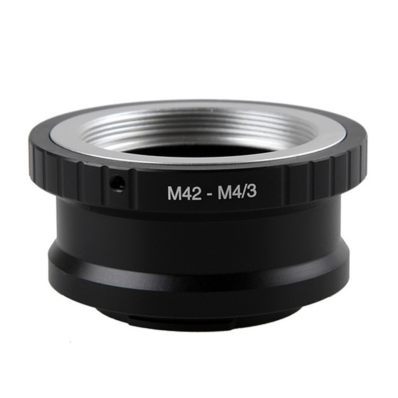 M42-M4/3 Adapter for M42 Screw mount Lens to Micro 4/3