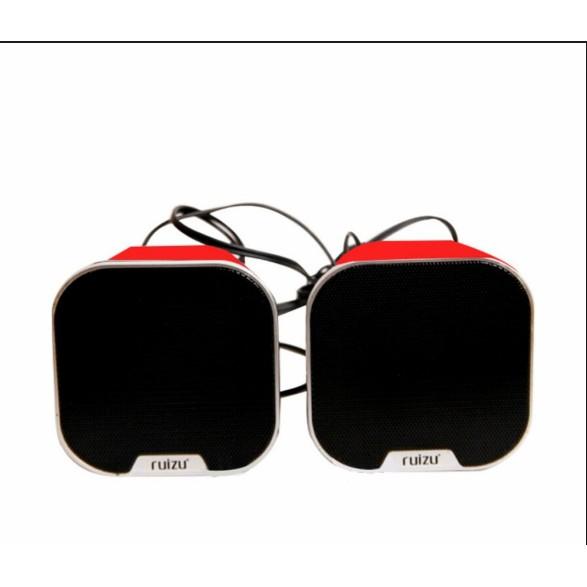 Loa Vi Tính Mini 2.0 Ruizu RS-110 Chính Hãng