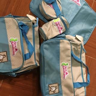 Sét túi đi sinh cho mẹ và bé