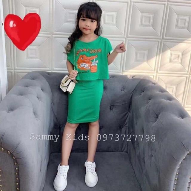 Áo khoác jean cho bé