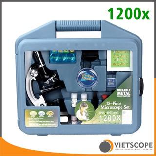 [Mã TOYJAN hoàn 20K xu đơn 50K] Bộ kính hiển vi Datyson có vali 900x – 1200x dành cho học sinh