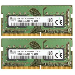 RAM Laptop Hynix 8GB DDR4 2666MHz SODIMM thumbnail
