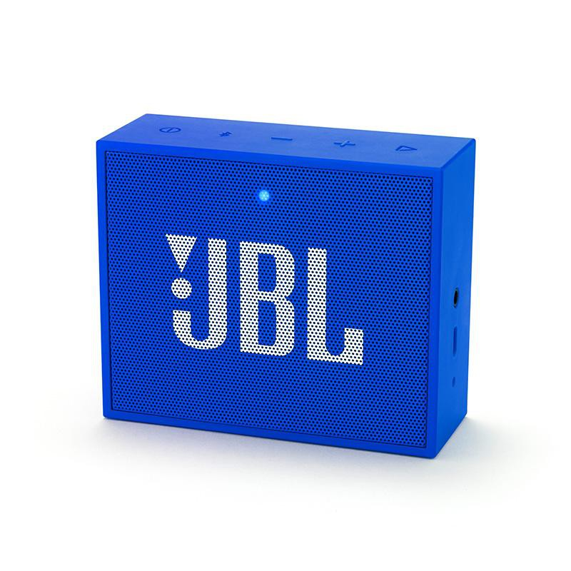 [Mã 267ELSALE hoàn 7% đơn 300K] Loa Bluetooth JBL GO PLUS - Hàng Chính Hãng