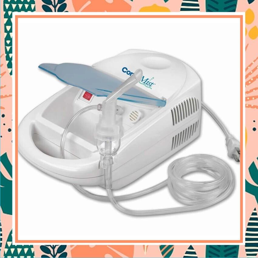 [BIG_SALE]Máy xông mũi họng COMPMIST Tặng Dụng cụ hút mũi 2 dây an toàn cho bé hàng siêu tốt (BH 5 năm)