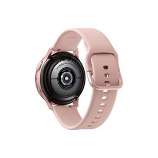 Hình ảnh [Mã ELSSCP300 giảm 5% đơn 500K] Đồng Hồ Samsung Galaxy Watch Active 2 (40mm) Viền Nhôm Dây Silicone Hồng-4
