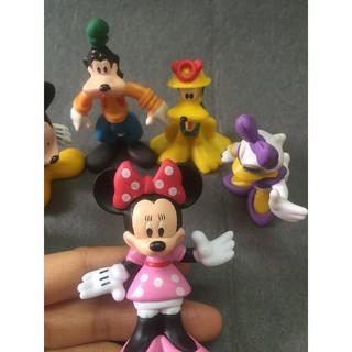 Mô hình nhân vật hoạt hình Disney – Mickey và Donald